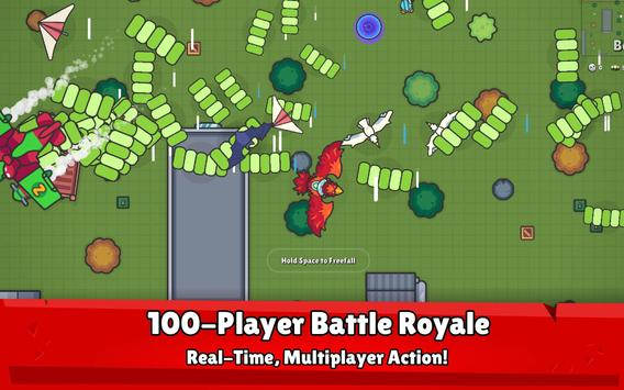 ZombsRoyale.io - 2D Battle Royale screenshot 5