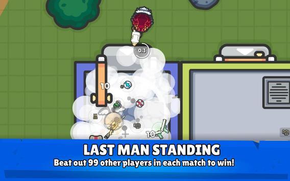ZombsRoyale.io - 2D Battle Royale screenshot 7
