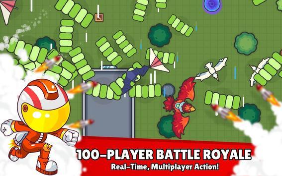ZombsRoyale.io - 2D Battle Royale screenshot 9