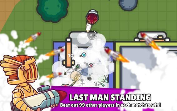 ZombsRoyale.io - 2D Battle Royale screenshot 11