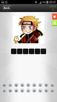 Anime Quiz screenshot 1