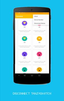 Tanzabox - Remote App screenshot 3