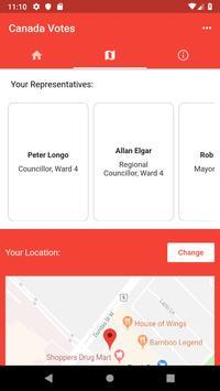 Canada Votes screenshot 2