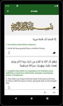 Duaas and Surahs screenshot 9