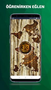 3te3 Tarih Bilgi Yarışması poster