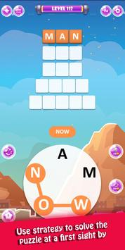 Word's World  - Connect Words Game screenshot 3