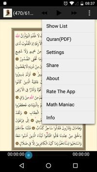 Kurani Kerim Oku Yasser Dosari screenshot 6
