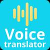 Penterjemah suara: Semua terjemahan bahasa percuma ikon