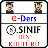 Din Kültürü - 6.SINIF icon