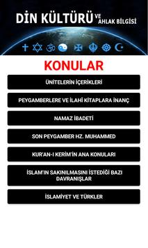 Din Kültürü - 6.SINIF screenshot 1