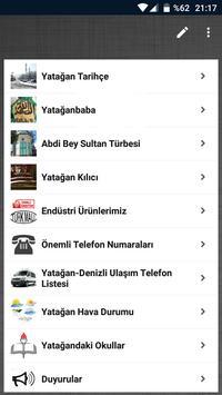 yatagan-mobil poster