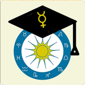 AstroQuiz - test your basic knowledge of astrology 图标