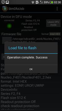 StmDfuUsb تصوير الشاشة 4