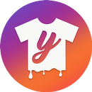 T-shirt design - Yayprint APK Android