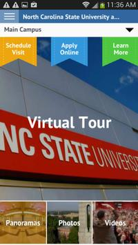 Tour NC State poster
