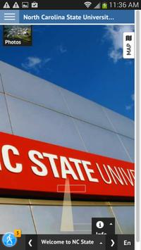 Tour NC State screenshot 1