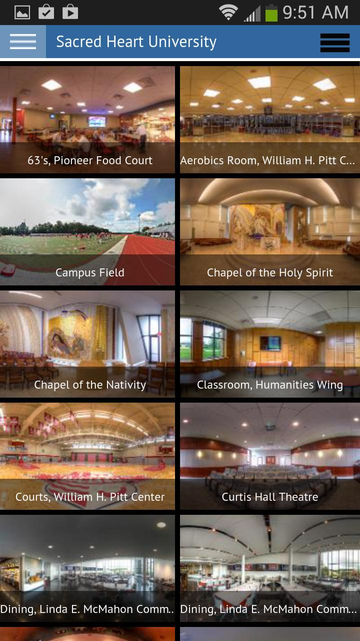 Sacred Heart U For Android Apk