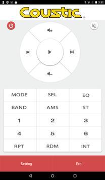 BT Remote Coustic screenshot 1