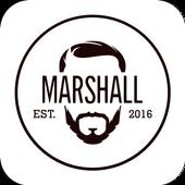 Marshall. Men's Barbershop icon