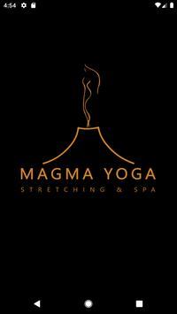 Magma Yoga poster
