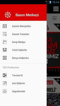 Basın Merkezi screenshot 6