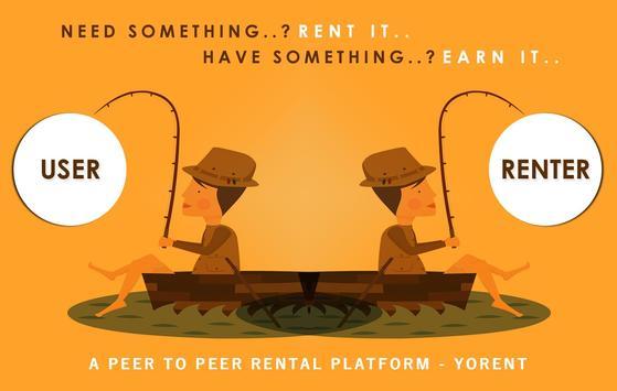 YoRent poster