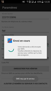 SNIS SMS screenshot 3
