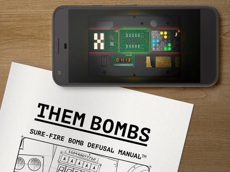 Them Bombs screenshot 2