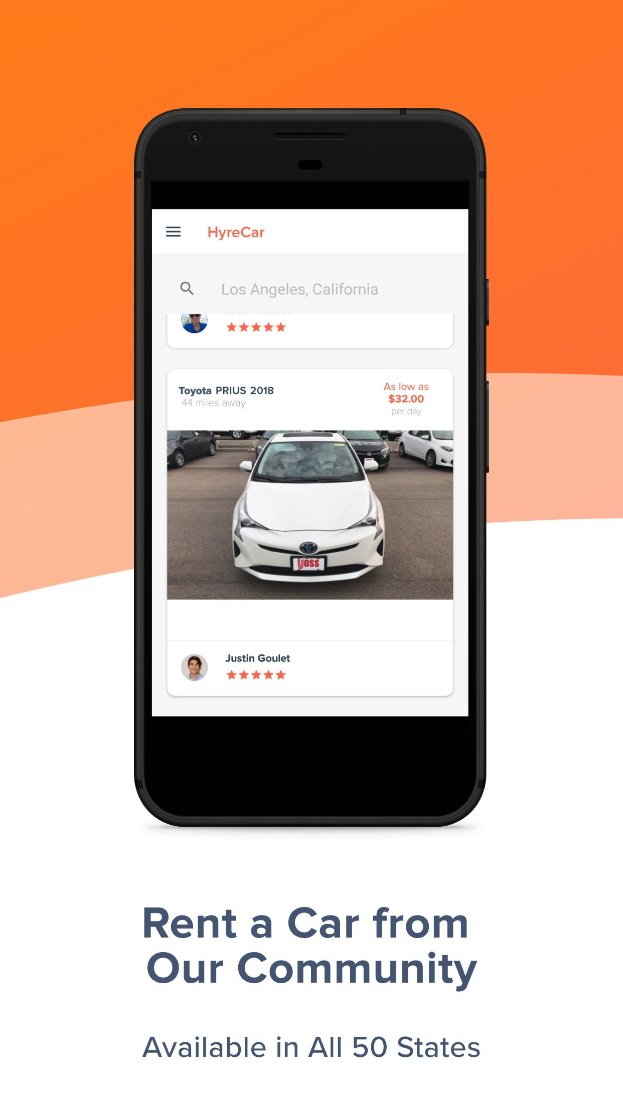 HyreCar: Rideshare Car Rentals for Android - APK Download