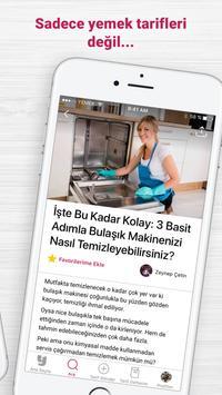 Yemek.com screenshot 4