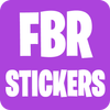 FBR Stickers for WhatsApp आइकन