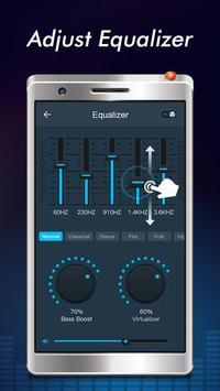 Free Music - MP3 Player, EQ & Volume Booster screenshot 1