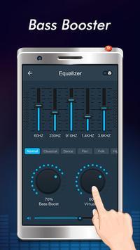 Free Music - MP3 Player, EQ & Volume Booster screenshot 2