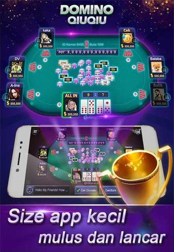 Domino Qq Gaple Qiuqiu Remi Poker Domino99 Apk 1 4 4 Download For Android Download Domino Qq Gaple Qiuqiu Remi Poker Domino99 Apk Latest Version Apkfab Com