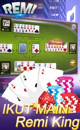 Remi King Keaslian Online Domino Qq Free Gaple Apk 1 4 4 Download For Android Download Remi King Keaslian Online Domino Qq Free Gaple Apk Latest Version Apkfab Com