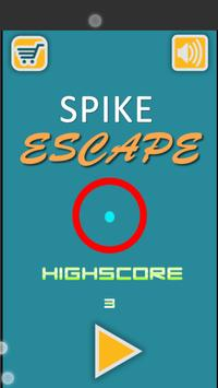 Spike Escape screenshot 1