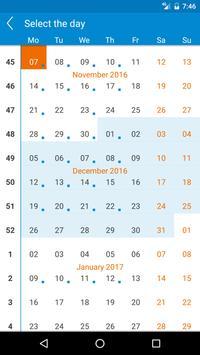 HAW Schedule screenshot 10