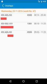 HAW Schedule screenshot 11
