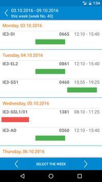 HAW Schedule screenshot 4
