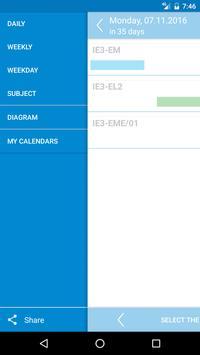 HAW Schedule screenshot 9