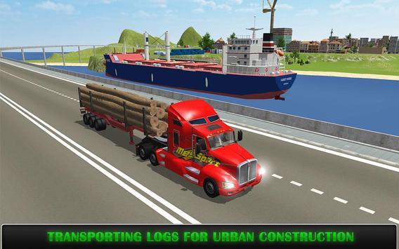 Heavy Truck Simulator Pro screenshot 12