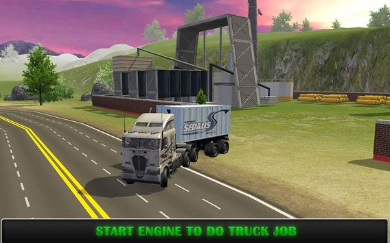 Heavy Truck Simulator Pro screenshot 5