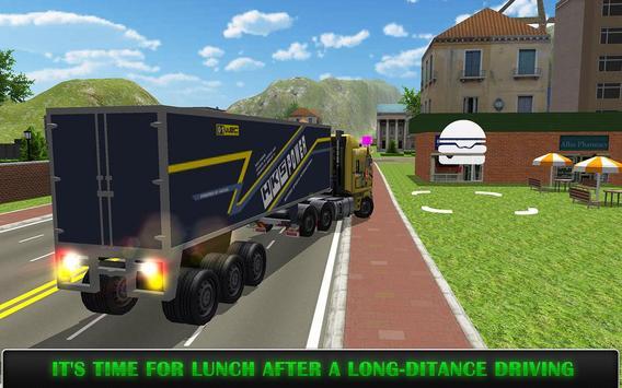 Heavy Truck Simulator Pro screenshot 6