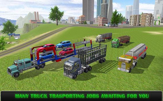 Heavy Truck Simulator Pro screenshot 9