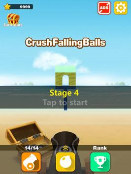 Crush Falling Balls screenshot 5