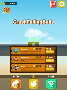 Crush Falling Balls screenshot 6