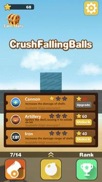 Crush Falling Balls screenshot 1