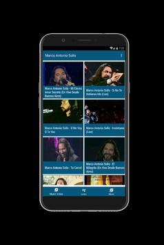 Marco Antonio Solis - VÍDEOS MUSICALES 2019 screenshot 1