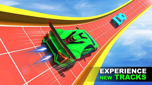 Crazy Speed Stunt Car Racing: 3D Driving Game screenshot 4