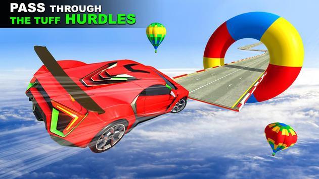 Crazy Speed Stunt Car Racing: 3D Driving Game screenshot 10